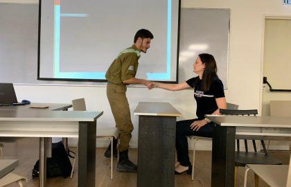 סדנת משתחררים למחזור מרץ 2017